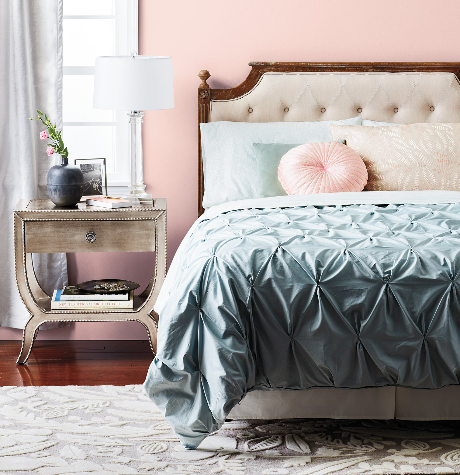 23 Decorating Tricks for Your Bedroom - Real Simple on Basic Room Ideas  id=84258