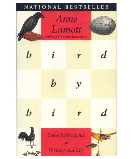 Image result for lamott bird by bird