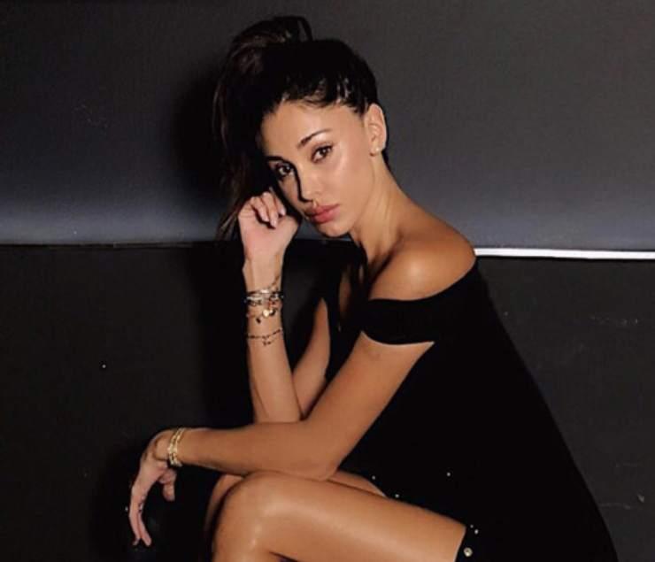 Belen Rodriguez colpo di testa - solonotizie24