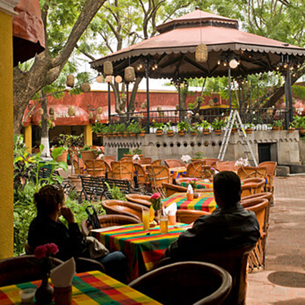 Top Outdoor Bars in Mexico City | Travel + Leisure on Best Backyard Bars  id=47720