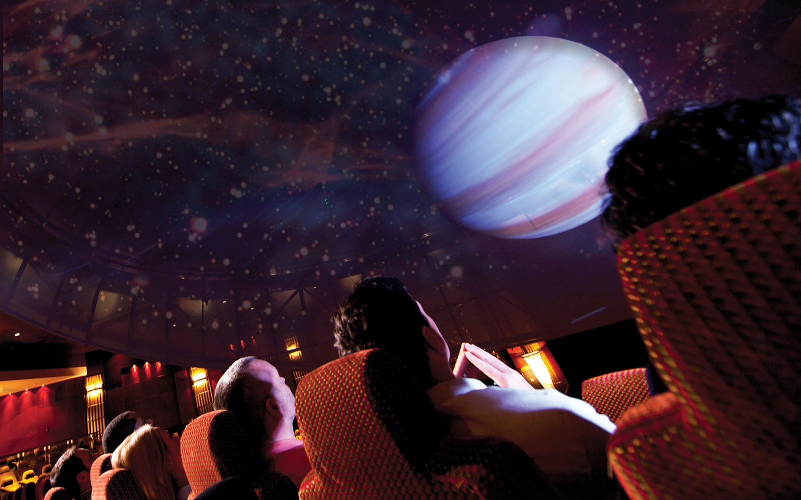 Image result for queen mary 2 planetarium