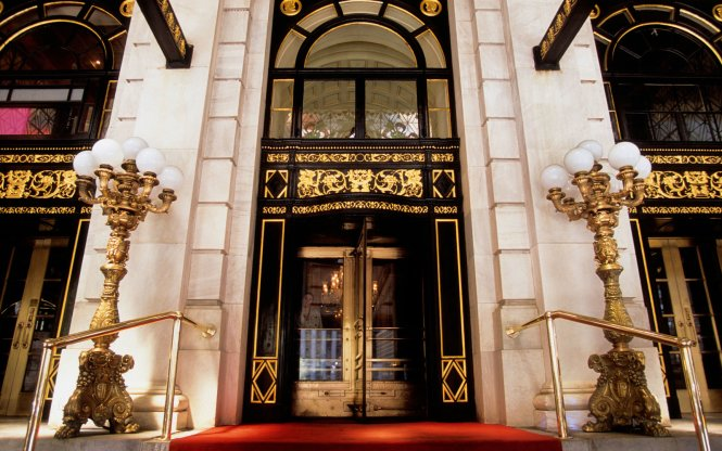 The Glamorous Palm Court Serves Three Meals A Day As Well Afternoon Tea