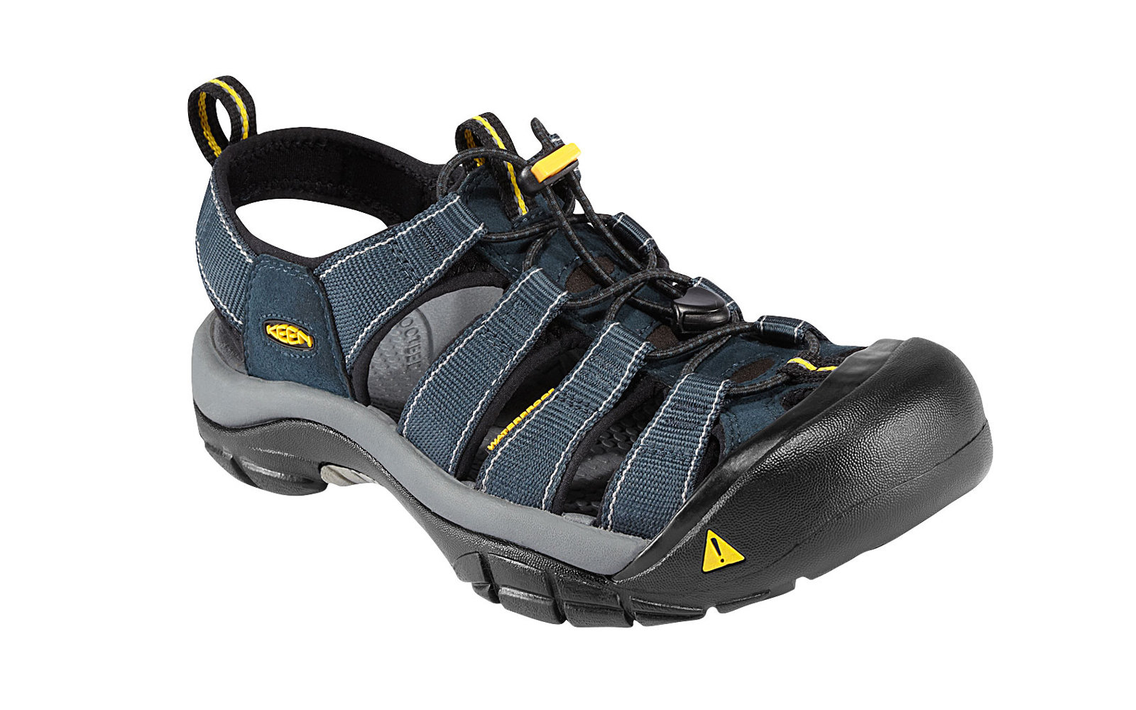Keen Shoes Yellow Triangle