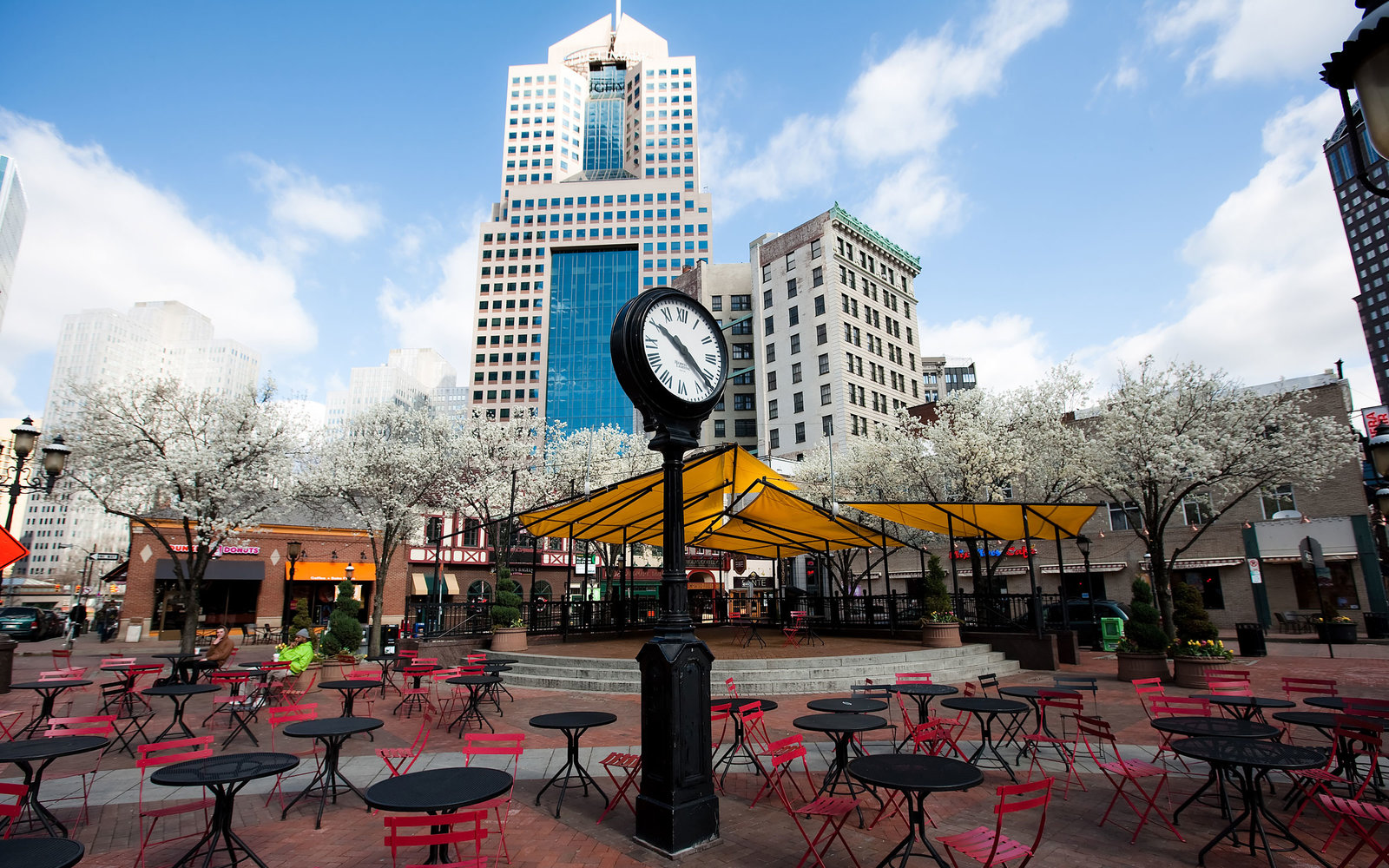 Top Restaurants Downtown Pittsburgh
