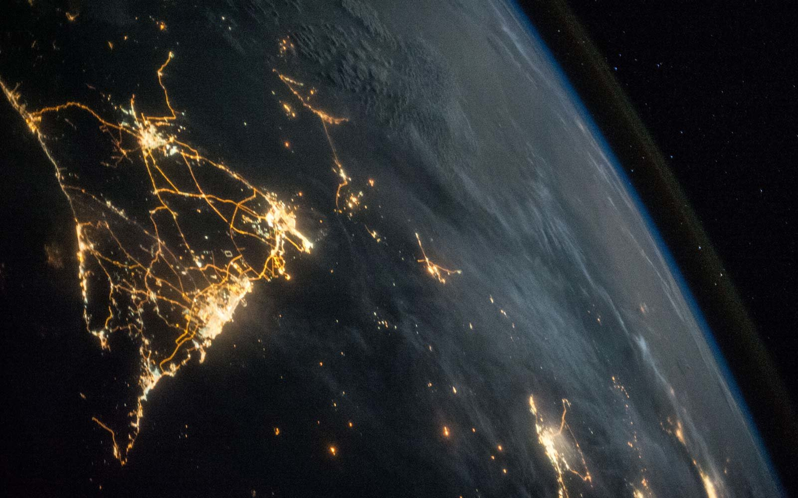 12 Photos of Earth From Space That Will Remind You How ...