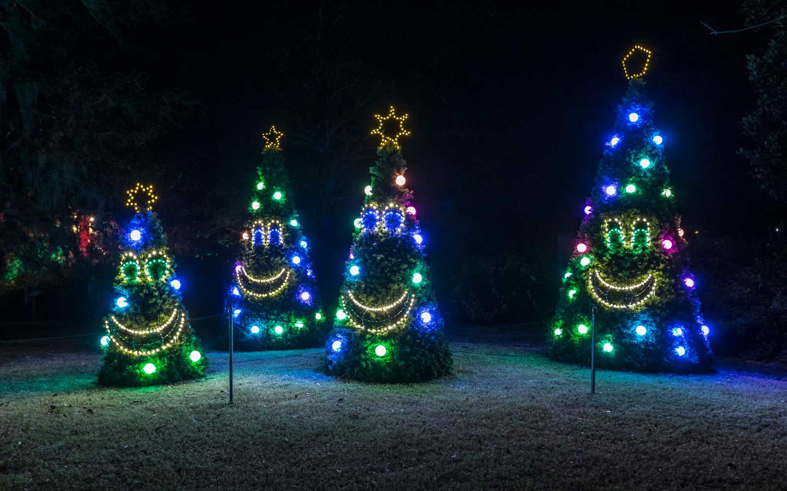 America's Favorite Cities For Christmas Lights 2016