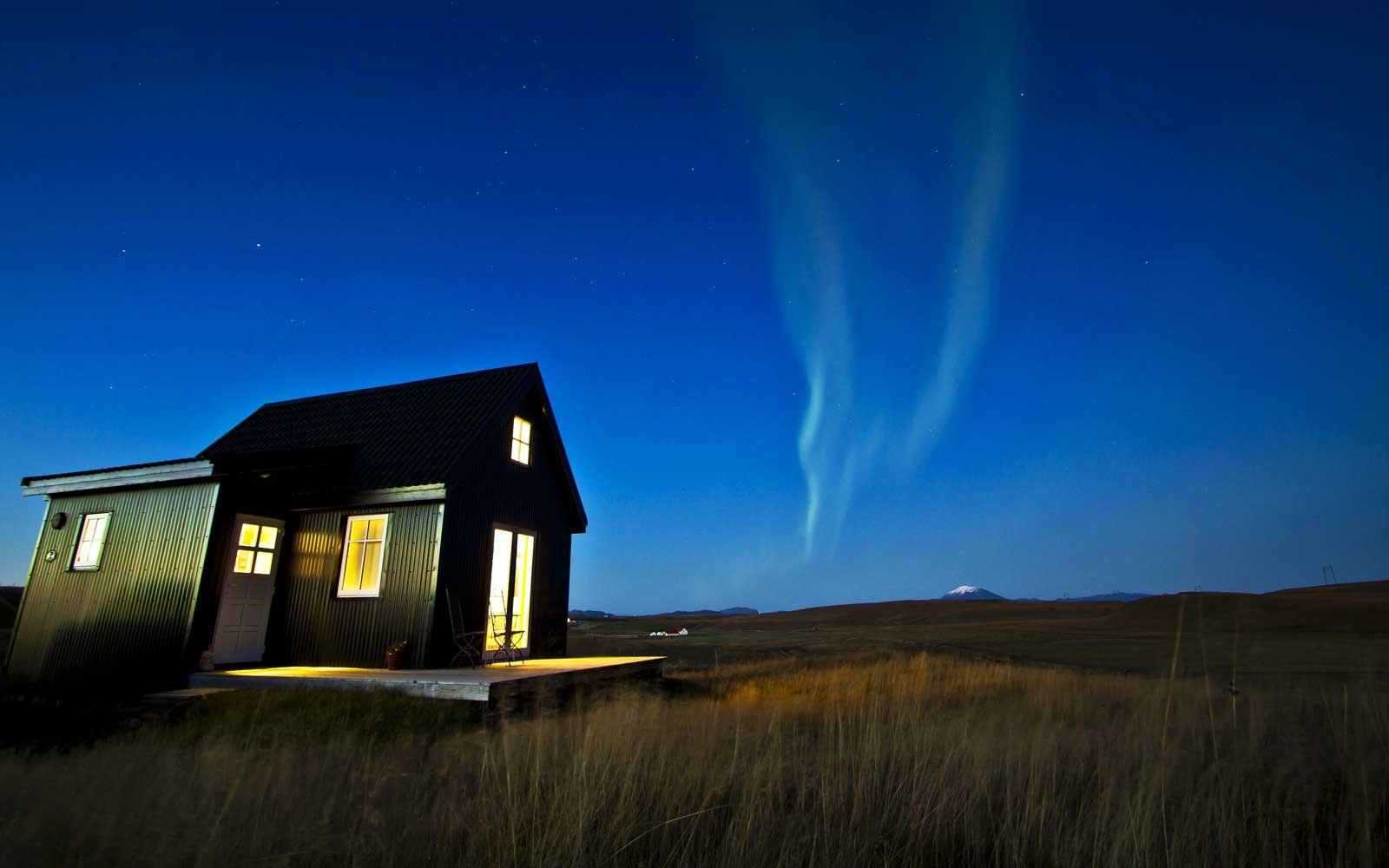 Best Place Iceland Northern Lights