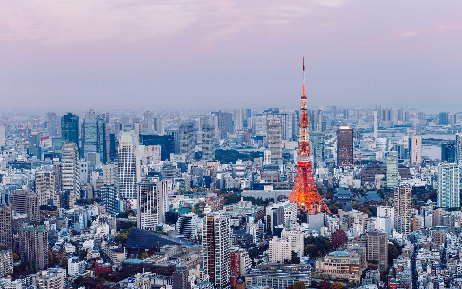 Fly to Tokyo for 459 Roundtrip Travel Leisure