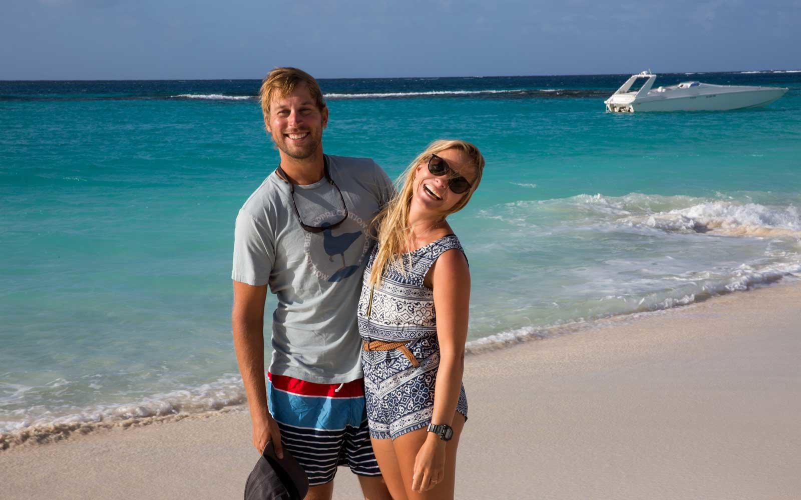 This Couple Quit Their Jobs To Sail Around The Caribbean