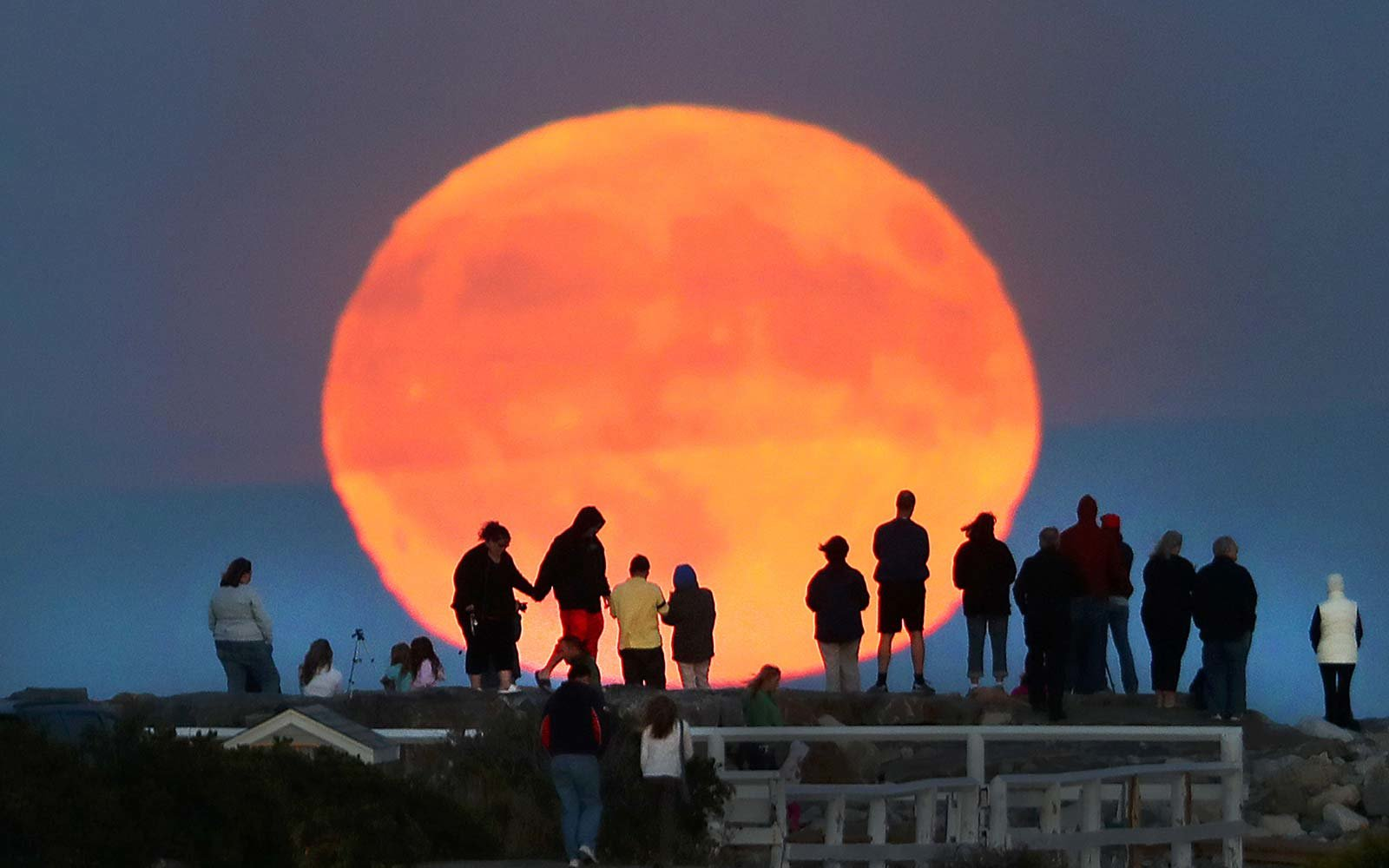 A Rare Harvest Moon Is Coming Heres What That Means