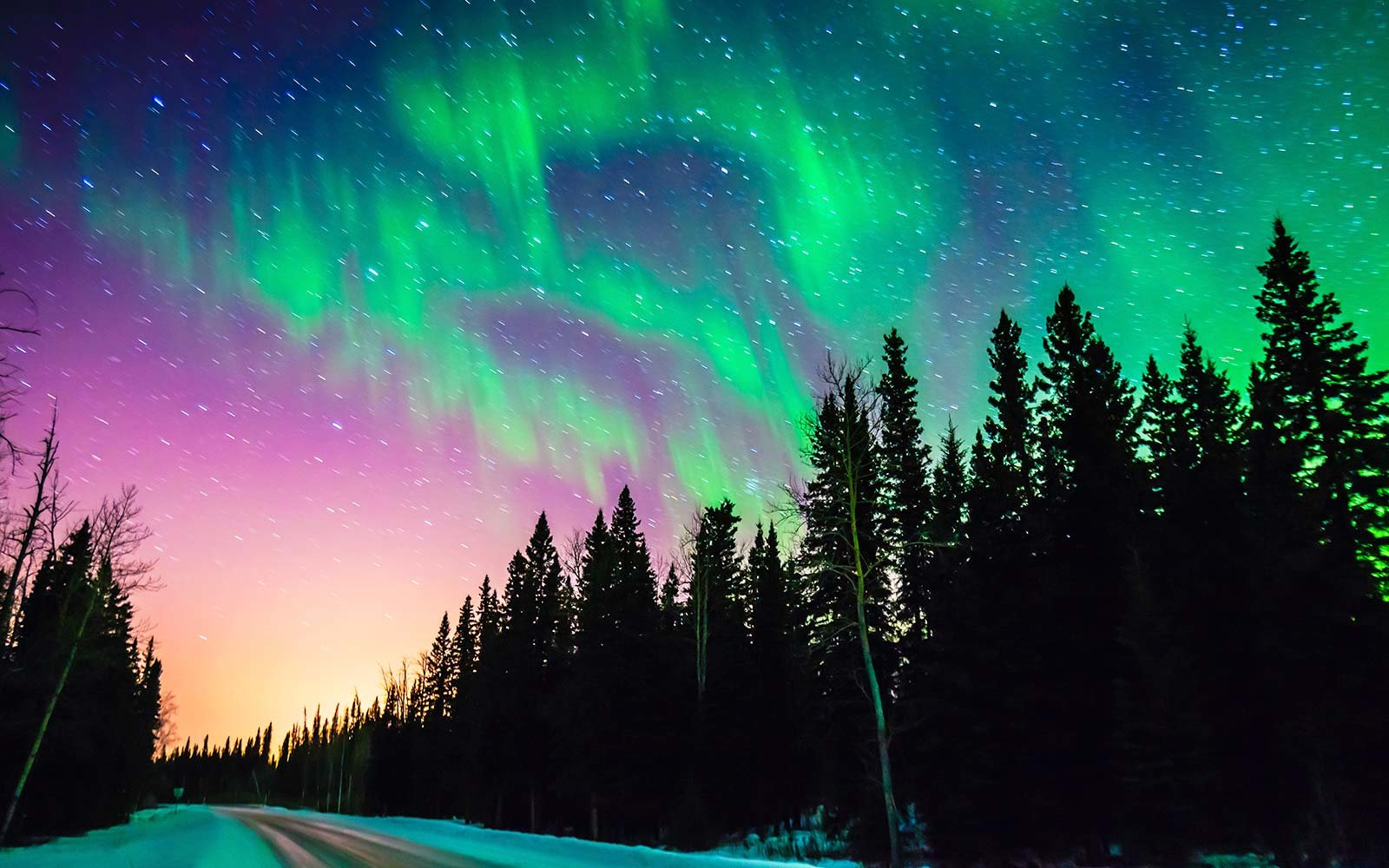 Can You See Northern Lights December