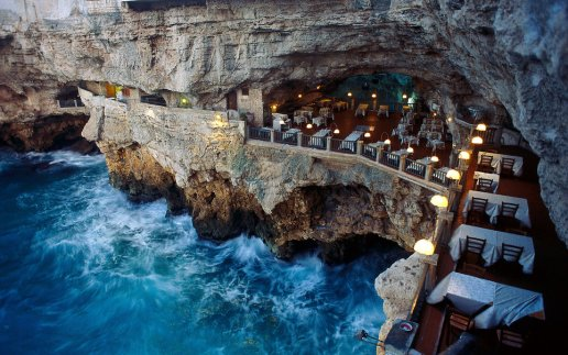 The Most Insane Restaurants Around the World