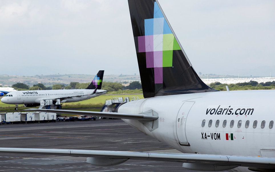 No. 6 Volaris, International