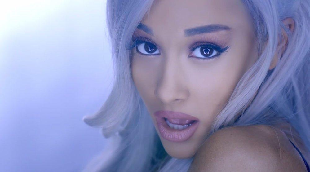 Foco, força e fé com Ariana Grande