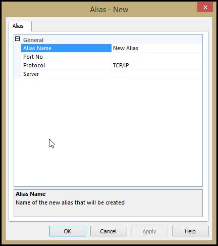 Instalando SharePoint 2013 quando a porta SQL não é apadrão?