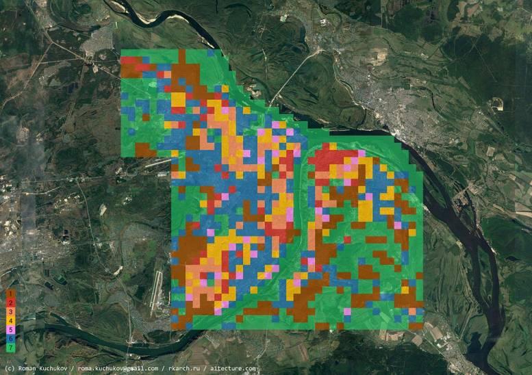 Нижний Новгород 1188 образцов