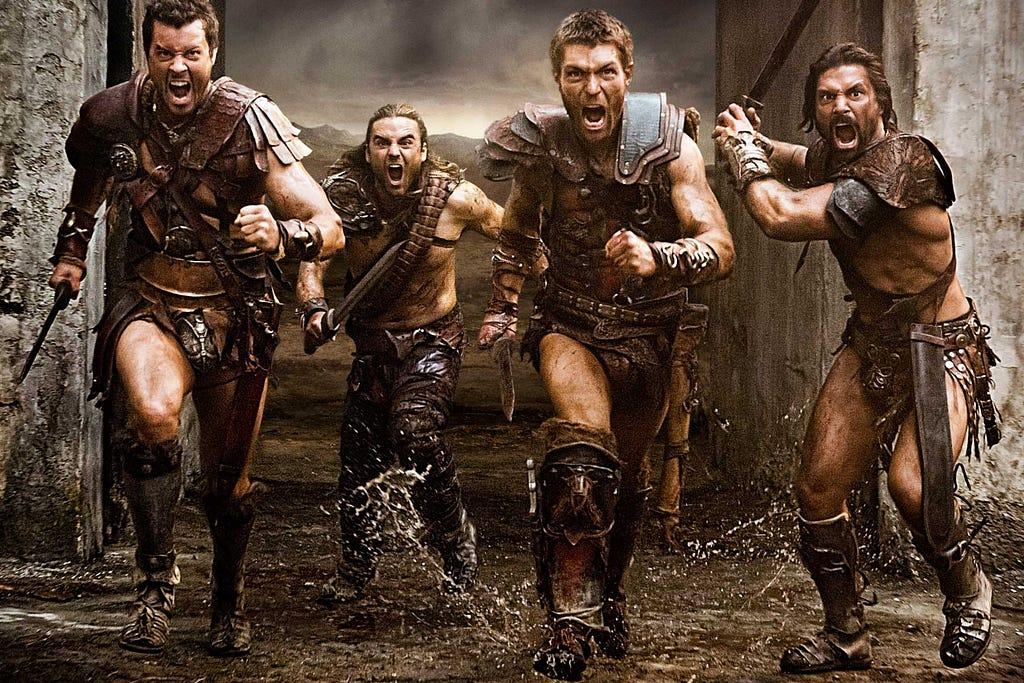Enemies of Rome 1