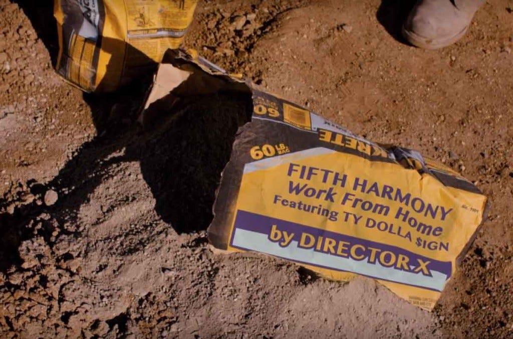 O trabalho duro no clipe novo das Fifth Harmony