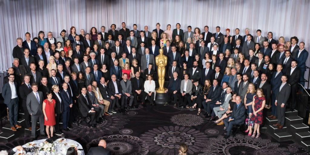 Oscar indicados