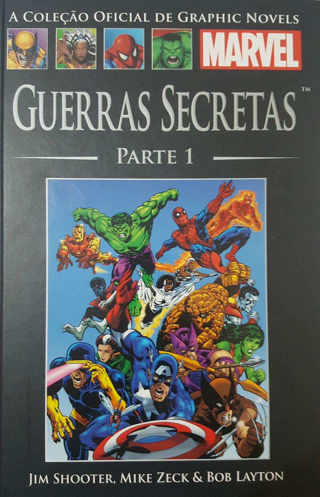 Guerras Secretas1
