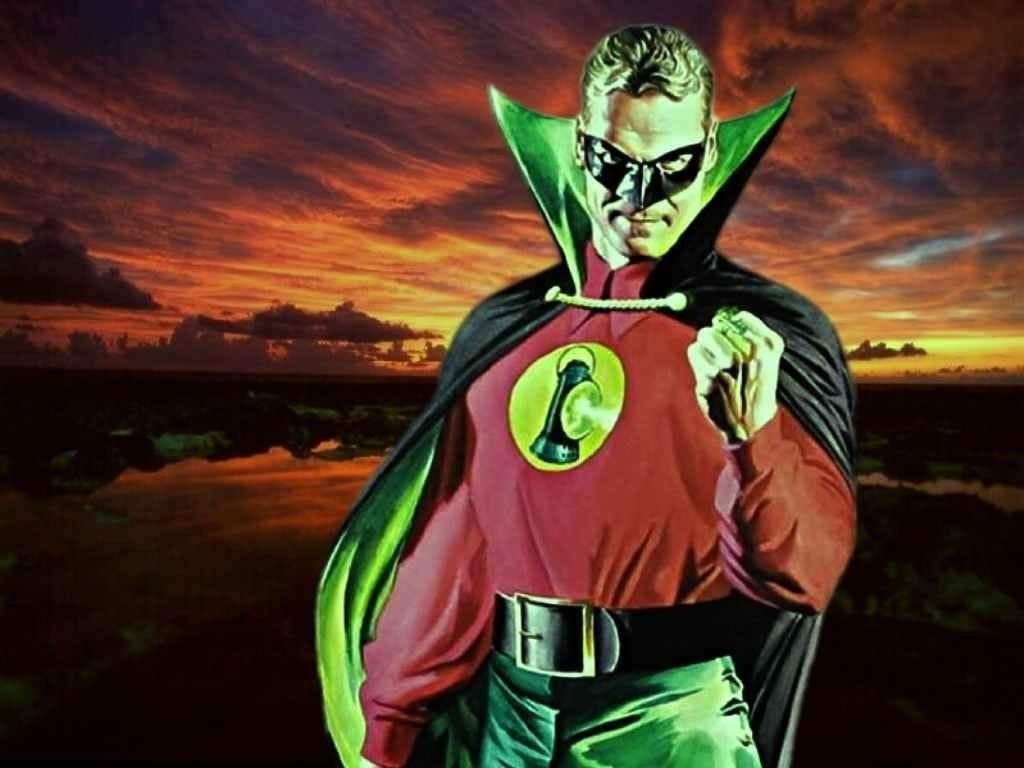 Lanterna Verde- Legends of Tomorrow