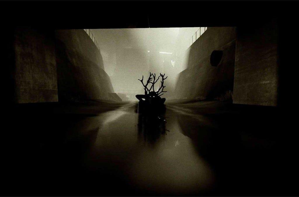 Em um tenebroso mundo fantástico, jogador explorará subterrâneo com o coração na mão em Here They Lie.