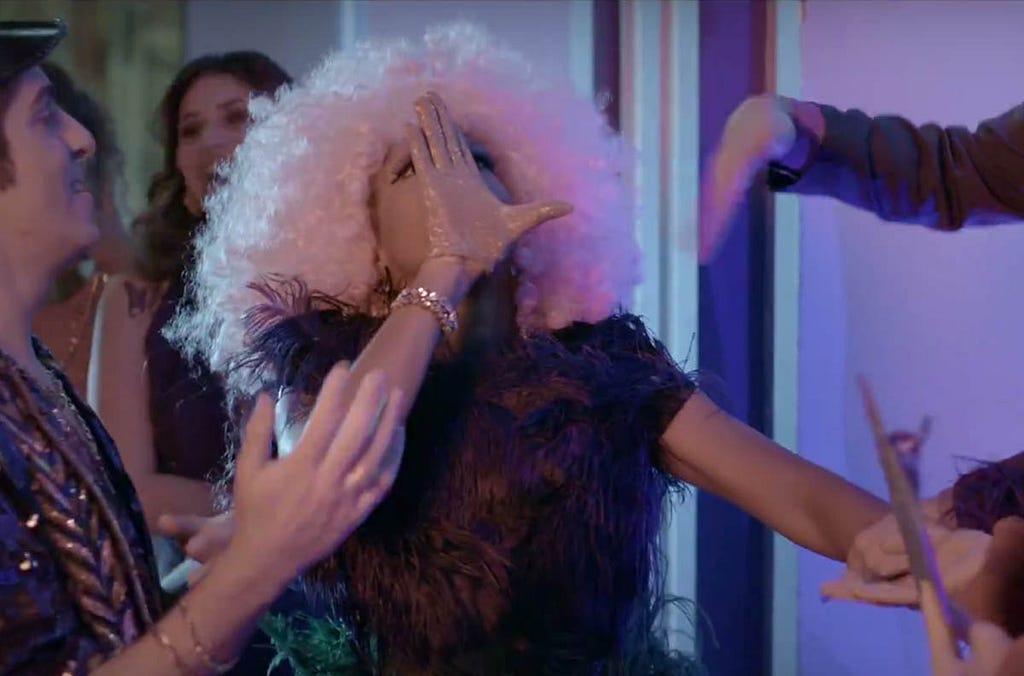 Na Lista VIP do Boss in Drama com a Karol Conká só entram os lindos