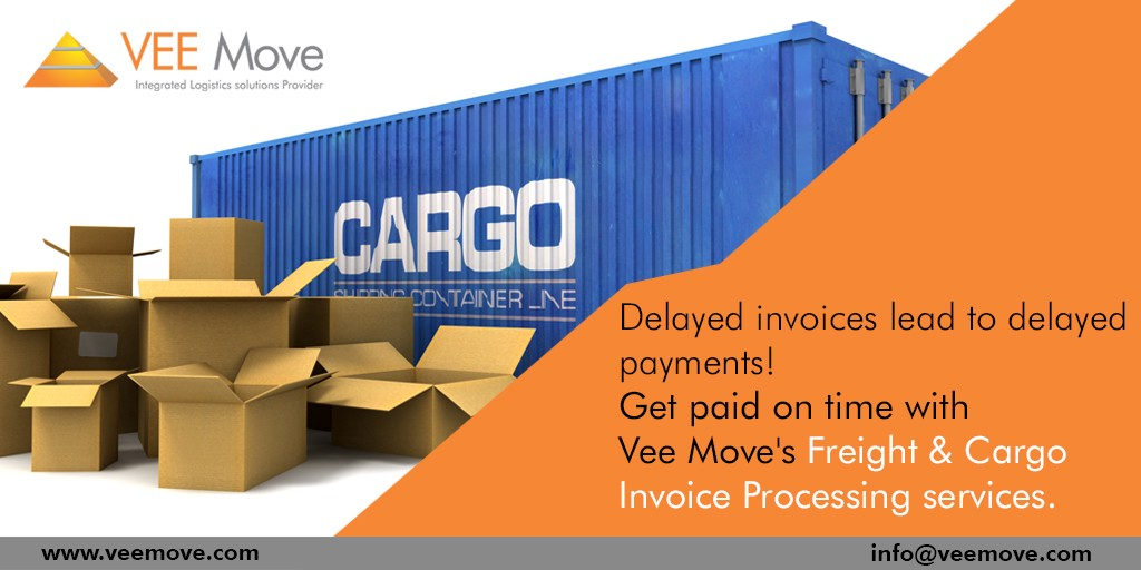 Freight and Cargo Invoice Processing Services     Vee Move