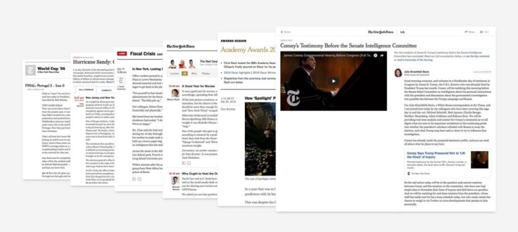 New York Times Open