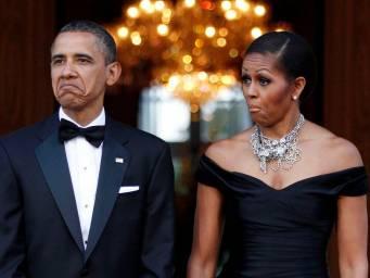 Image result for Rich Obamas