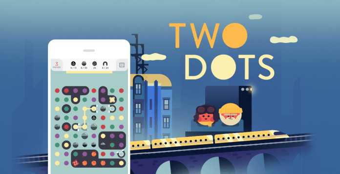 Image result for Two Dots