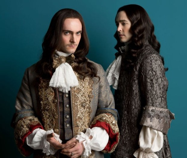 Image result for versailles show