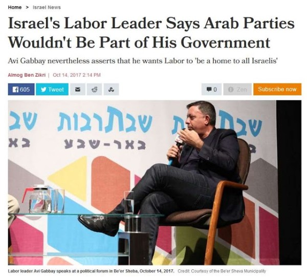It's time to expel the Zionist 'Jewish' Labour Movement ...