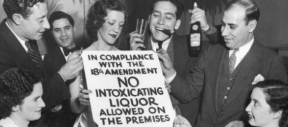 Wet and Dry: (Unintended) Consequences of Prohibition