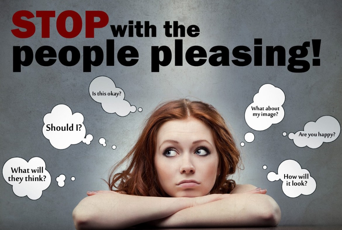 How I stopped being a people pleaser ? C. Befoune ? Medium