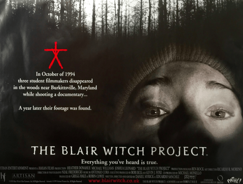 The Blair Witch Porject