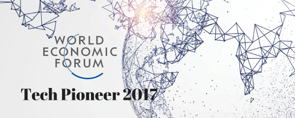 Bluzelle Named Tech Pioneer by World Economic Forum