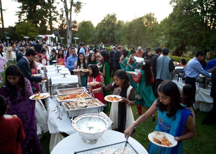 Planning Food Menu For Tamil Weddings