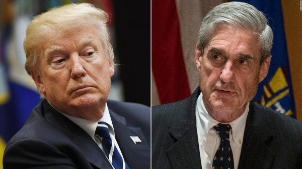 Trump will be interviewed by Robert Mueller (Hold onto ...