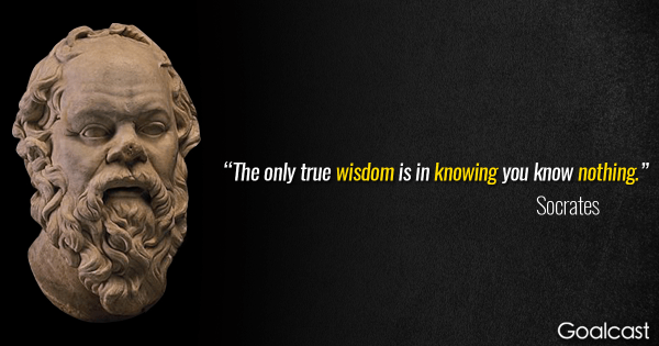 Socrates — What Makes Someone Wise? – Student Voices