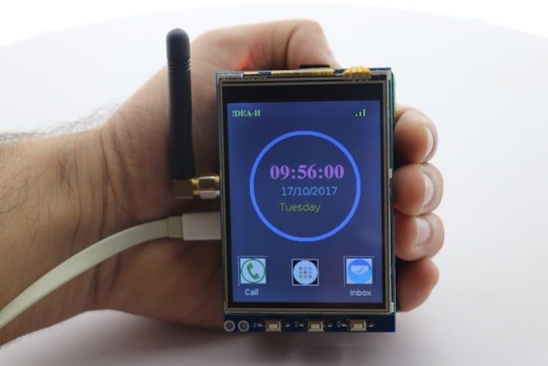 Build A Raspberry Pi Based Modular Smartphone With Pitalk