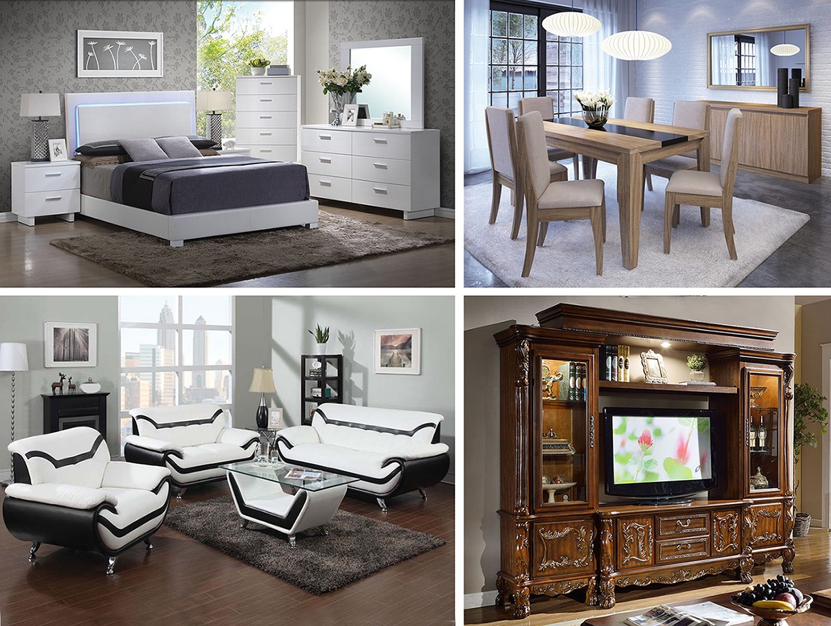 Furniture Styles: The Most Popular Types
