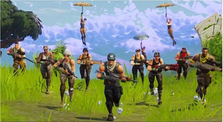 FORTNITE IS UPON US The Strategy Behind The Epic Games