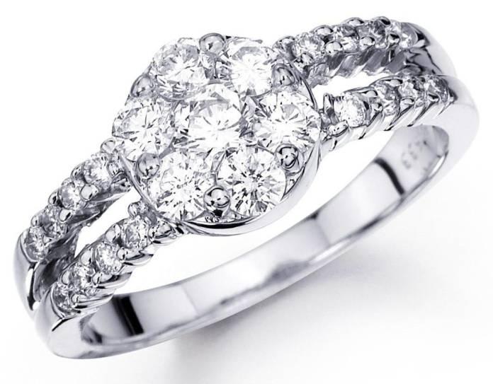 Hasil gambar untuk 4 Cara Mengenali perhiasan berlian Yang Bagus
