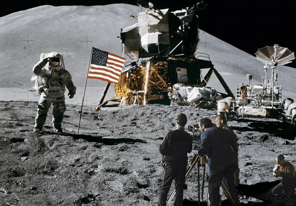 Apollo Moon Landings: Pseudoscience and 6 Reasons Why ...
