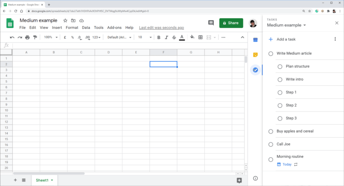 The Complete Guide to Planning Your Day with Google Tasks
