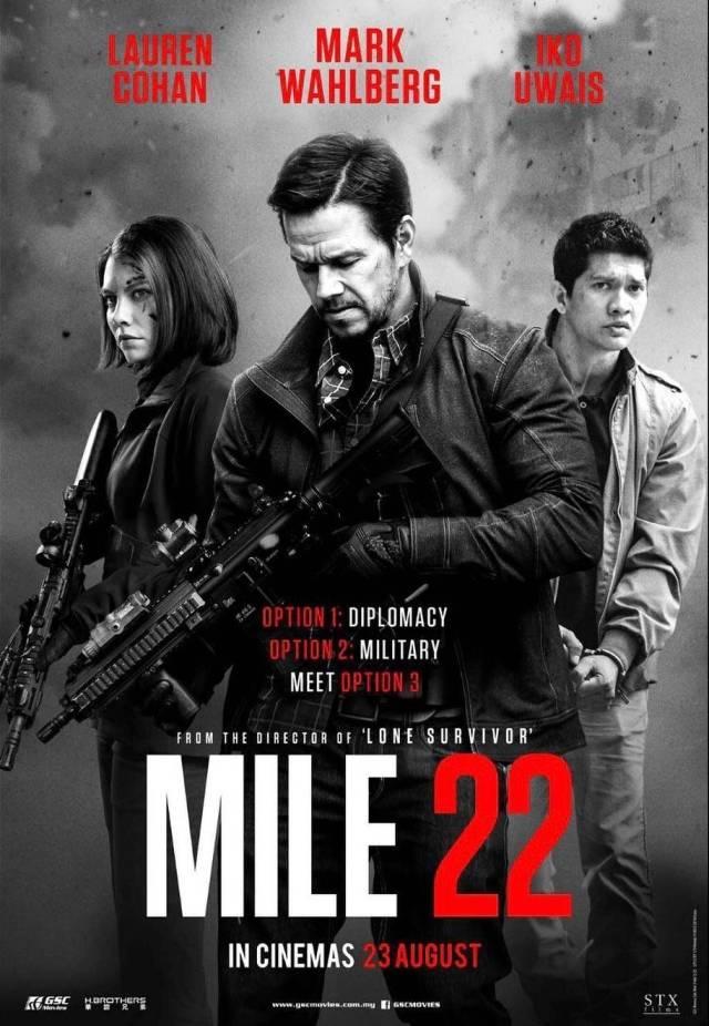 Hasil gambar untuk Mile 22