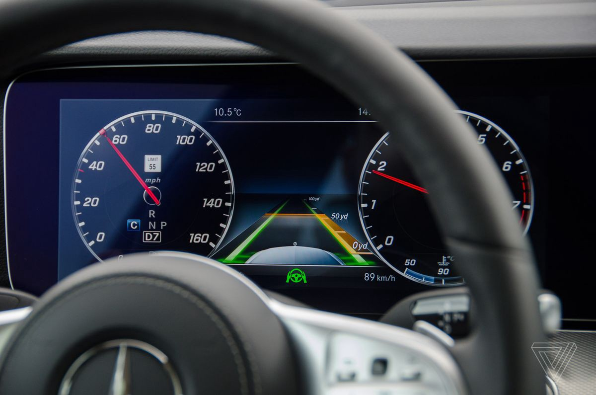 Mercedes Drive Pilot Self Driving Cars Medium