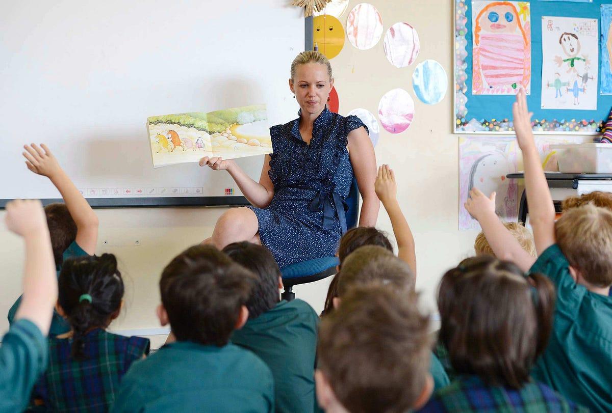 Why Do Teachers Leave Abc News Australia Medium