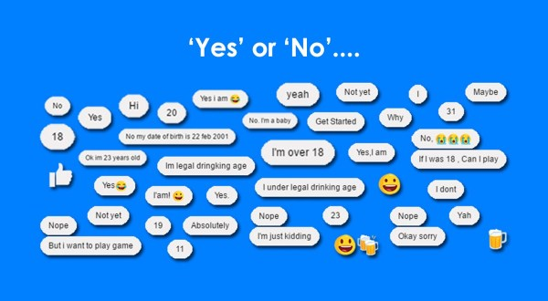 What To Do When Users Answer 'Yes' or 'No' Questions ...
